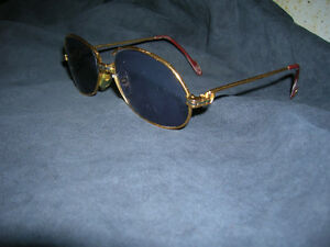 ed69f4fa088 Cartier 1989 Panthere PM Frame Sunglasses 22kt Gold