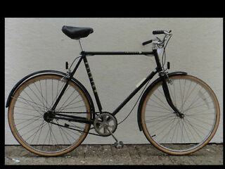 Dutch bike Raleigh Chiltern Warranty serviced frame 25inch Welcome for test ride in Peanut Factory