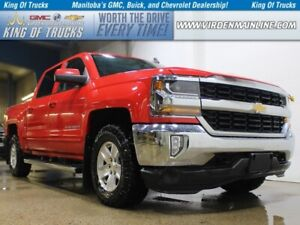 2016 Chevrolet Silverado 1500 LT | Crew | True North Edition | H