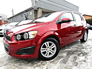 Chevrolet Sonic 5dr HB LT AUTOMATIQUE / AIR  49 000 KM  2012