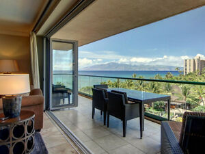 SIGNATURE BEACHFRONT:3BD/3BA/LANAI/FREE PARKING/WIFI & MAUI SUN