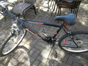Everyday Men's Bike - Black, clean