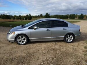 **REDUCED** 2008 Honda Civic EX-L Fully Loaded *Fresh Safety*