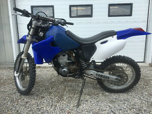 99 WR400, Ownership, Upgrades, Ready to Ride, WR426, WR450