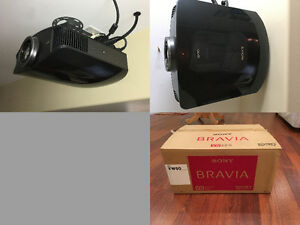 SONY HD BRAVIA PROJECTOR