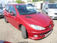 2008 Peugeot 206 1.4HDi 70 2005MY Look DIESEL, LOW MILEAGE, 1 OWNER