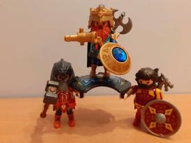 Playmobil 9344 knights dwarf king