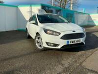 Ford Focus 1.6 Ti-VCT ( 125ps ) Powershift 2015 Zetec CALL 07400908644
