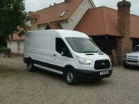 FORD TRANSIT TDCI (125ps) 350 LWB - L3 H2 - FULL FORD SERVICE HISTORY - IN VGC -
