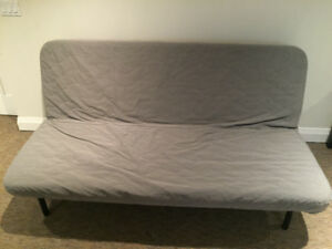 Ikea Futon NYHAMN - Sofabed - less than 1 year old!