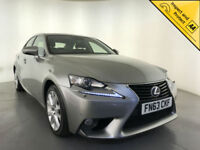 2013 LEXUS IS 300H LUXURY CVT HYBRID 194 BHP 1 OWNER LEXUS SERVICE HISTORY
