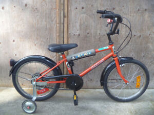 Mickey Mouse kids retro bike