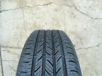 PENDING - SINGLE - P215/60R16 CONTINENTAL CONTIPRO CONTACT T.O.