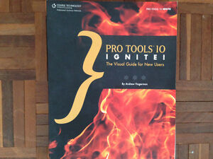 Pro Tools 10 Ignite - The Visual Guide for New Users