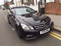 Immaculate Mercedes E350 CDI Convertible Automatic