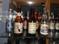 wanted: buying older beer bottles,labels,pictures & calenders