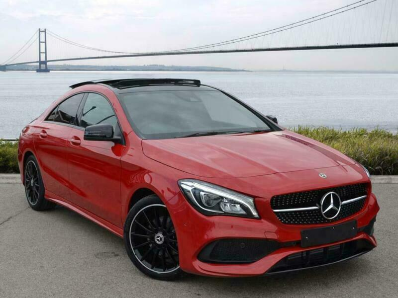 Mercedes-Benz CLA Class CLA 200 AMG Line Night Edition Plus 4dr Tip Auto  2019 | in Hessle, East Yorkshire | Gumtree