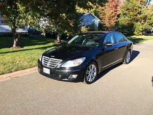 2009 Hyundai Genesis.Tech Pack, 368HP V8. May trade.