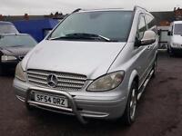Mercedes-Benz Vito 115 CDI + LWB + DIESEL + AUTO + 7 SEATER MINIBUS