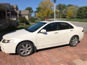 ACURA TSX 2005 MUST SELL - MOVING TO EUROPE