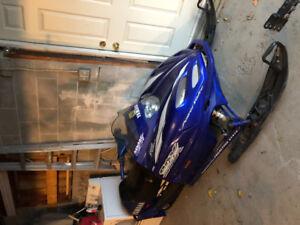 2000 Yamaha srx 700