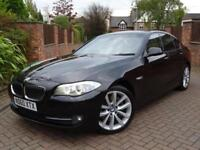 2011 60 BMW 530 3.0TD (245 bhp) auto d SE..VERY HIGH SPECIFICATION..STUNNING !!