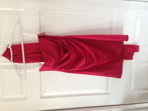 Short Red prom/cocktail Dress