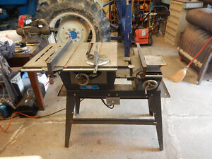 table saw/planer