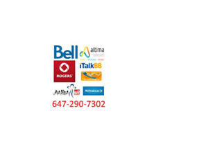 Great deal for Bell/Rogers/Altima High Speed Internet