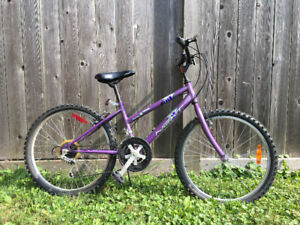 "24"" 6-SPEED MOUNTAIN BIKE Girls"