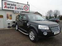 2010 LAND ROVER FREELANDER 2.2 TD4 GS - 86,356 MILES - AUTOMATIC-SERVICE HISTORY