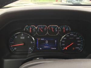 2014 Chevrolet Silverado 1500 4door 4x4