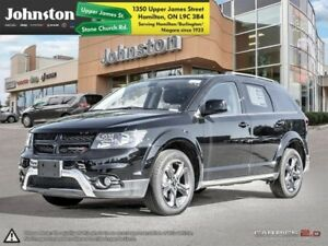 2018 Dodge Journey Crossroad  - Navigation -  Uconnect - $133.11