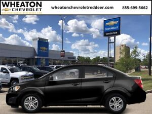 2012 Chevrolet Sonic LT  - Bluetooth -  Cruise Control