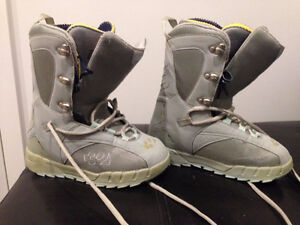 Thirtytwo Exus womens snowboard boots size 8.5 for sale. $40 OBO
