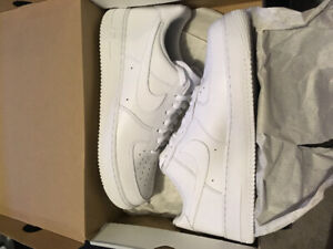 White air force 1 ( size 12 )