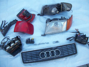 Audi Headlights and more...