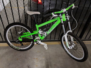 2013 Scott Voltage FR20 Downhill Full Suspension Bike