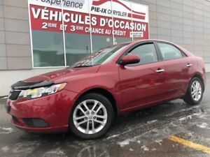 Kia Forte 4dr Sdn EX+MAGS+A/C+GR,ELEC+WOW! 2012