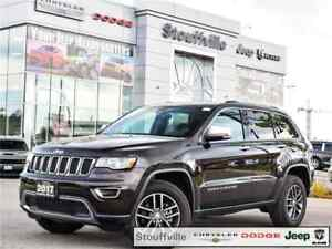2017 Jeep Grand Cherokee Limited, Chrysler Company CAR, Only 12,