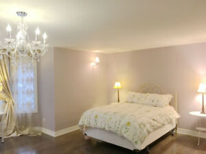 One HUGE master bedroom for rent near Sheppard and Bayview
