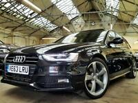 2014 Audi A4 Avant 3.0 TDI Black Edition Plus Avant S Tronic Quattro 5dr