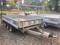 Dale Kane 12x6 Tri axle trailer strongest on the market