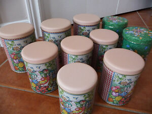 Variety of Tins For Easter - Various Sizes To Choose From London Ontario image 1