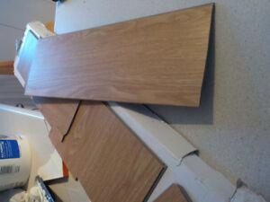 Plancher vinyle CLIC 5mm qualité superieure