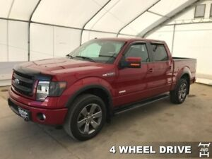 2014 Ford F-150 FX4  - Bluetooth -  SiriusXM - $218.25 B/W