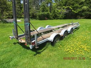 Remeq Trailer for sale