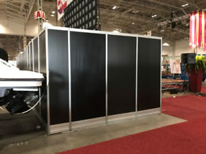 Professional booth for Trade / Home shows or for display