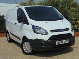 2014 Ford Transit Custom 2.2 TDCi 100ps Low Roof Van 4 door Panel Van