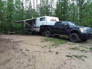 Lifted 5th wheel forsale